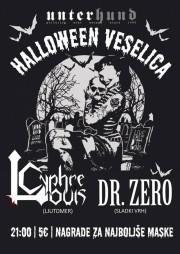 Halloween 2017 Cyphre Louis Dr Zero