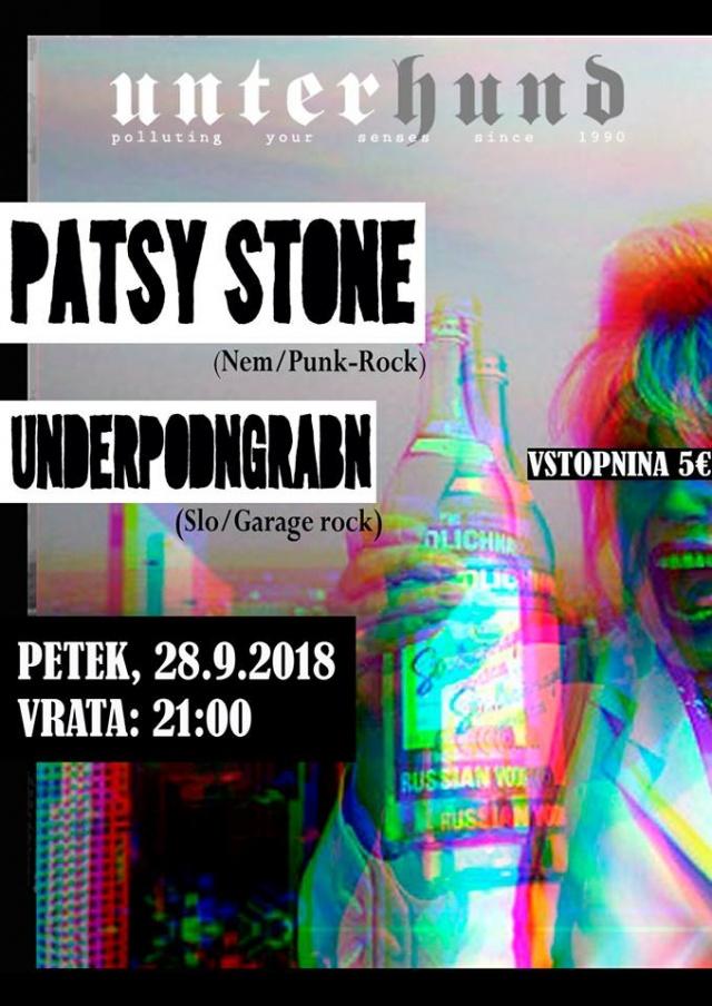 Patsy Stone, UnderPodnGrabn