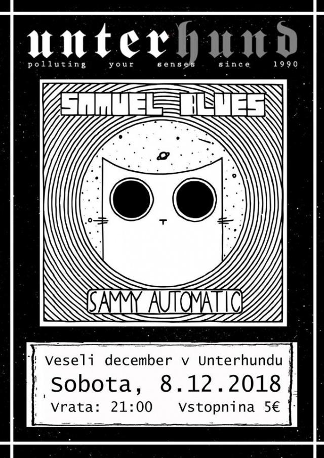 Veseli december: Samuel Blues