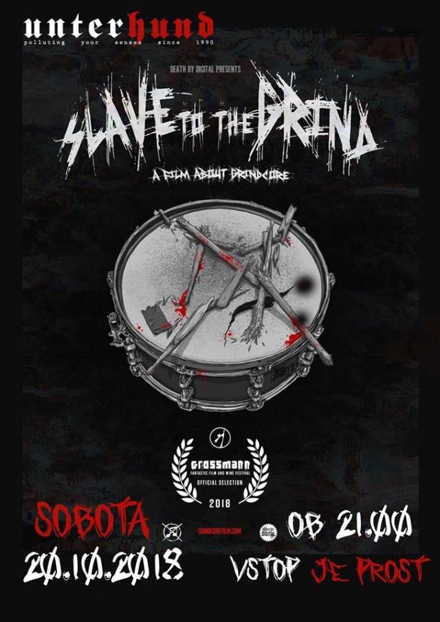 Filmska projekcija: Slave to the Grind