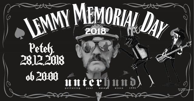 Lemmy Kilmister memorial veselica