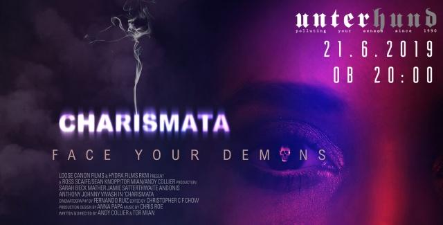 Projekcija filma Charismata (Velika Britanija, 2017)