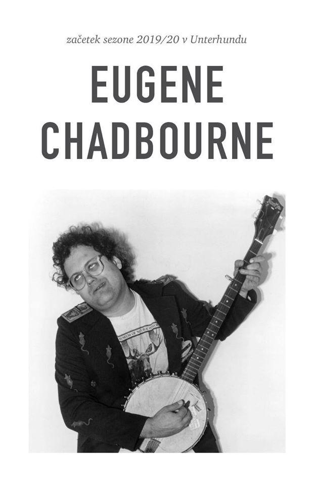 Jazz večer/ Eugene Chadbourne (ZDA) & Schroeder (NEM)
