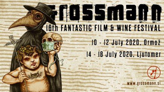 16. Grossmannov festival fantastičnega filma in vina
