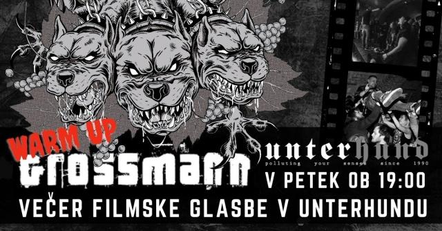 Petkovo ogrevanje za Grossmannov festival